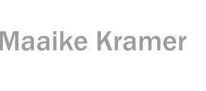 Maaike Kramer